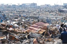 20120305+PR+Seminar on 3.11-Disasterous-scene
