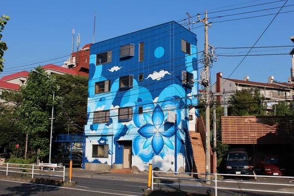 HITOTZUKI, 2013, Yokohama, Japan