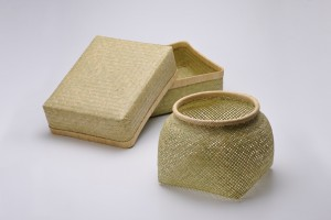 Giỏ đan của Nami Anakubo   Tỉnh Iwate